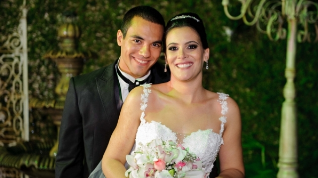 Vídeo e fotos do casamento de Marcella e Rodrigo