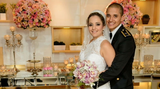 Vídeo e fotos do casamento de Barbara e Thiago
